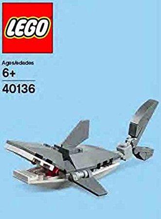 LEGO Creator Shark 40136 - Bolsa de plástico