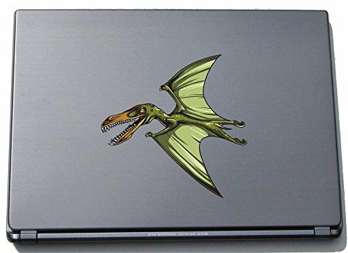 Laptopsticker laptopskin Misc1-Dino3 - dinosaurus vliegen - 150 x 107 mm sticker