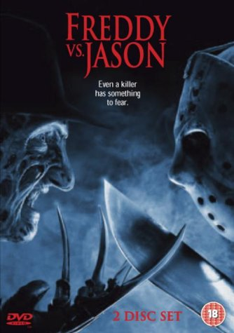 Nightmare On Elm Street - Freddy Vs Jason [2 DVDs]