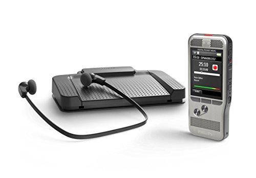 PSPDPM670003 - Philips Pocket Memo Dictation and Transcription Set Photo #2