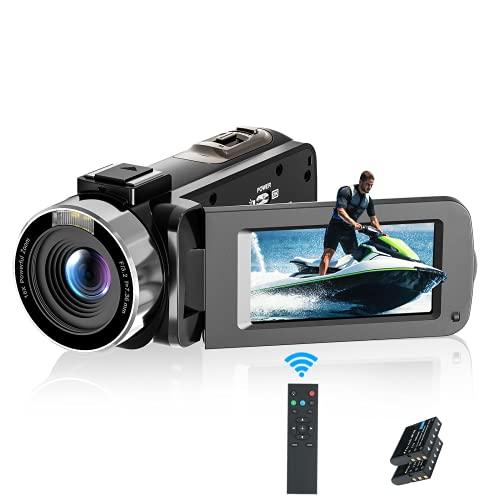 【スマホに転送】Wi-Fi機能付きビデオカメラ5選|リアルタイム転送可能?のサムネイル画像