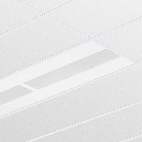 Philips CoreLine LED-lampa (inomhus, AC, vit, fyrkantig, polykarbonat, stål)