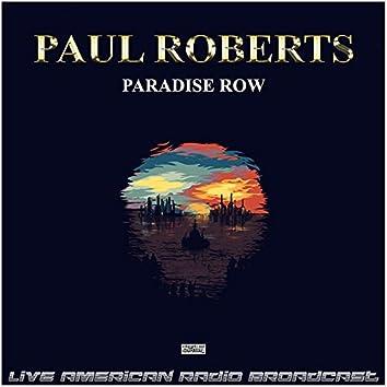 Paradise Row (Live)