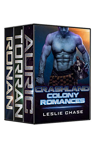 Crashland Colony Romance Collection (English Edition)