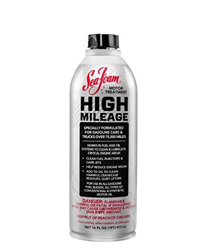 Sea Foam High Mileage Motor Treatment HM16, 16 oz, Pack of 1