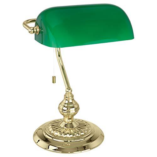 Lampe de table EGLO Banker Traditional 90967 E27 Puissance: 60 W