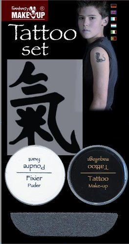 Cesar - C361-001 - Set Tatouage - Chine