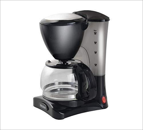 Baltra Austin coffee Maker with Anti Drip Keep Warm Function Detachable Coffee Filter Includes 100% Borosilicate Glass Carafe Jar...
