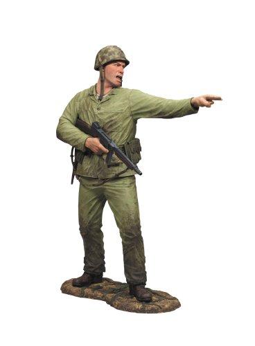Call Of Duty World At War: Marine Corps With Machine Gun
