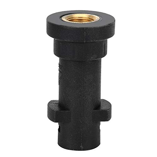 G1/4 Water Nozzle Adapter, Hogedrukreiniger Nozzle Adapter, Hogedruk Wasmachine Nozzle Joint, voor Karcher K2 ~ K7