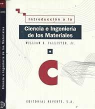 INTRODUCCION A LA CIENCIA E INGENIERIA DE LOS MATERIALES. VOL. 1