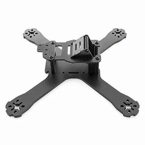 Mini Drone Frame QAV-X 214mm 4mm Carbon Fiber FPV Racing Frame For FPV Racing Quadcopter