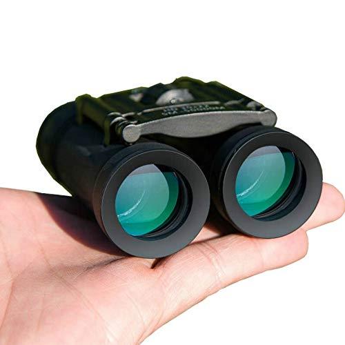 XBF-Hunt, HD Militar 40x22 Prismáticos Profesional Caza del telescopio del zumbido de la visión infrarroja Ocular Regalos al Aire Libre Trave (Color : Negro)