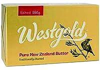 ウエストランド NZ産 グラスフェッドバター 有塩バター 250g×10個セット