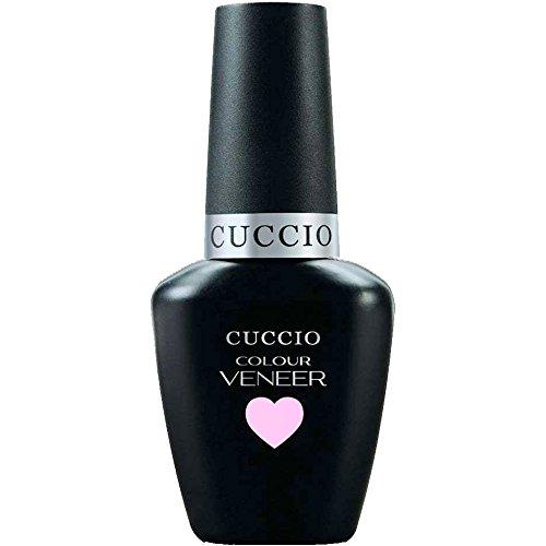 Cuccio Colour Veneer Cocktail été 2016 Vernis gel Soak Off LED/UV – Rose Pink Lady 13 ml