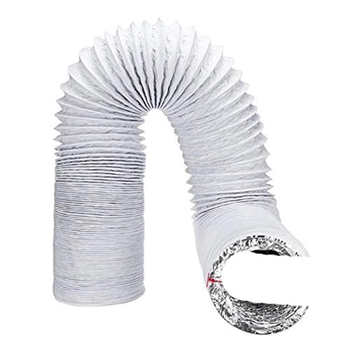 Tubo di scarico Condizionatore d'aria portatile Accessori per la decorazione della casa Tubo flessibile universale da 5,9 pollici di diametro per -125mmX3m, Cina