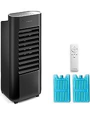 TROTEC PAE 22 Aircooler, mobil 3-i-1 luftkylare mobil luftkonditioneringsenhet fläkt luftfräschare avdunstningkylning