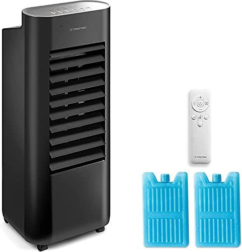 TROTEC PAE 22 Aircooler, mobiler 3 in 1 Aircooler mobiles Klimagerät Klimaanlage Ventilator Lufterfrischung Verdunstungskühlung