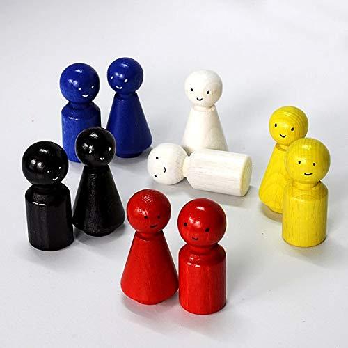 KiKT-Thema Kleine Figuren farbig (Familienbrett)