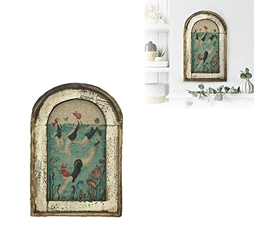 Swimming Wall Art Bathroom Decoration Ornaments- Art Home Decoration,Classy Vintage Poster Home Sculpture