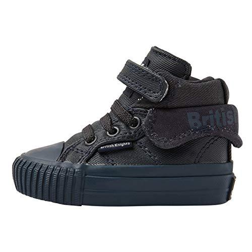 British Knights ROCO Baby Jungen HIGH-TOP-Schuh Sneaker