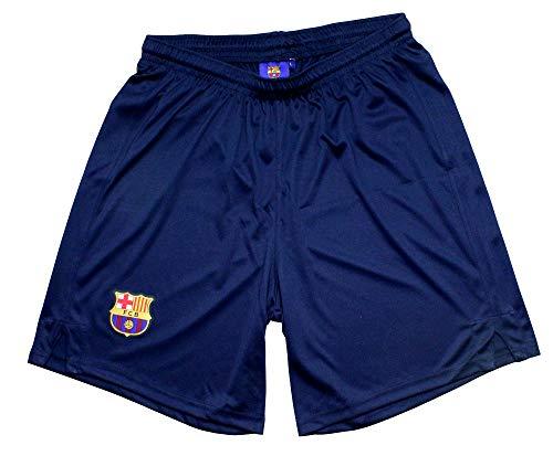 Pantalon F.C. Barcelona Réplique officielle adulte 2018/2019, Rouge, bleu, M