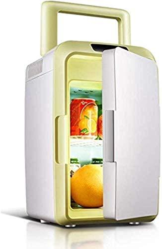 Car/Inicio de doble uso Refrigerador 41 * 25 * 25 cm Refrigerador portátil conveniente for el coche al aire libre de picnic diario Refrigeración 1yess