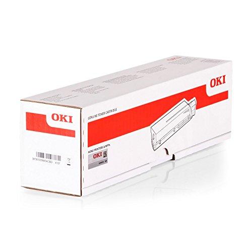 OKI–44574702–Toner SCHWARZ 3000Blatt 44574702Kartusche-Toner schwarz, 3000Seiten, für Ihre Verwendung in 411D, B411dn B431d B431dn