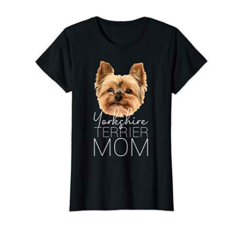 Yorkshire Terrier Mom - Dog - cane Maglietta
