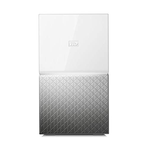 Western Digital Wdbmut0200Jwt-Eesn My Cloud Home Duo 20 Tb Nas