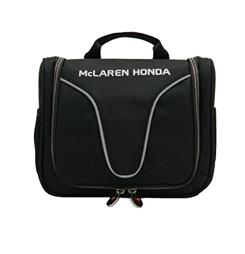 McLaren Honda - Sports Line Wash Bag - Talla - 43x26x44 - Color - Negro