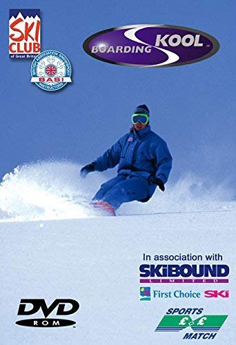 Boarding Skool: Volume 1 - Beginners Snowboarding