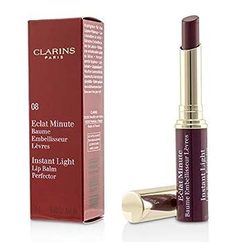 Clarins Eclat Minute Baume Embellisseur Lèvres 08 Plum