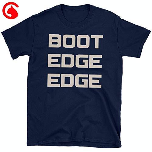 Boot Edge Edge Shirt Mayor Pete Buttigieg 2020 Presidential Campaign Tee Political Vote for President Unisex Classic T-Shirt (XXX-Large, Navy)