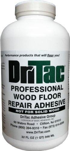 DriTac Professtional Wood Floor Repair Adhesive, 32 fl. oz.