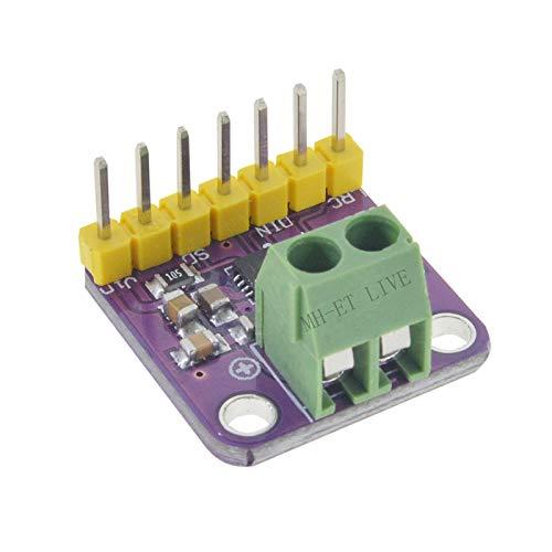 Yaootely Max98357 I2S 3W Clase Amplificador D Interfaz de Breakout Dac Módulo Decodificador Tarjeta de Audio Sin Filtro para Raspberry Pi Esp32