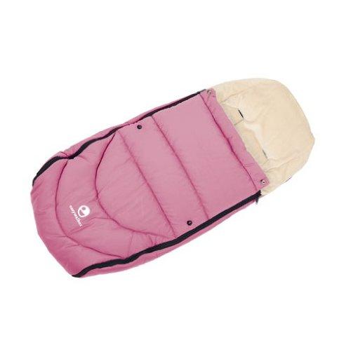 Easy Walker Ewa-Marine June de Foot de rosa saco, color rosa