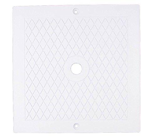 Custom 25538-000-000 25,55 cm Square Skimmer - Blanc
