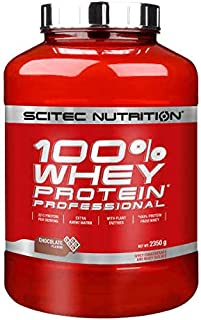 SCITEC Nutrition 100% Whey Protein Professional - 2,3 Kg