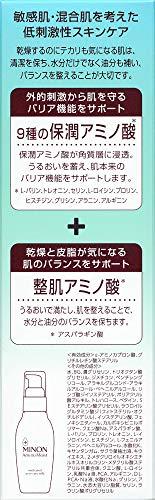 第一三共ヘルスケア『ミノンアミノモイスト薬用アクネケアミルク』