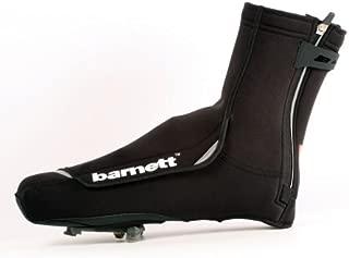 Barnett Performance Products BSP-03 Warm Neoprene Cycling Overshoe, Bike Shoe Covers, black (S)