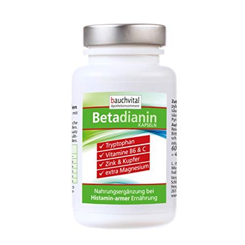 bauchvital Betadianin 60 Kapseln, 43 g