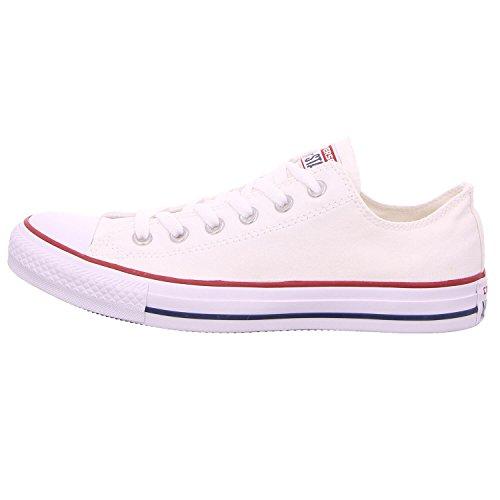 Converse AGS All Star Ox - Zapatillas, Color Blanco