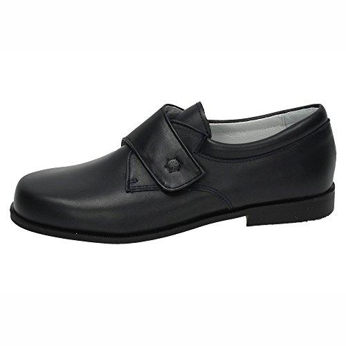 PUERTORREY 8554 Zapatos DE COMUNIÓN NIÑO Zapato COMUNIÓN Azul Marino 37