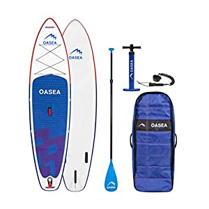OASEA Inflatable Stand Up Paddle Board