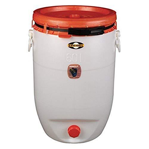 Speidel Plastic Fermenter-60L (15.9 gal)
