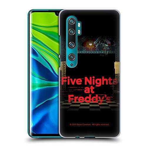Officiële Five Nights At Freddy's Spel 2 Logo's Hard Back Case Compatibel voor Mi CC9 Pro/Mi Note 10 / Pro