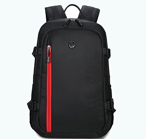 Le nouvel appareil photo reflex professionnel sac sac épaule Sac à dos étanche et la photographie black