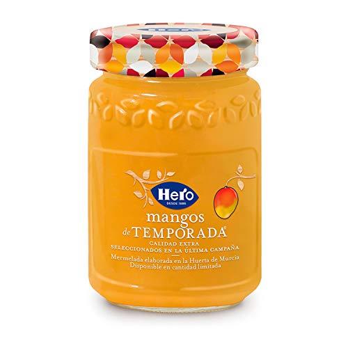 Hero Mermelada de Temporada de Mango 350g