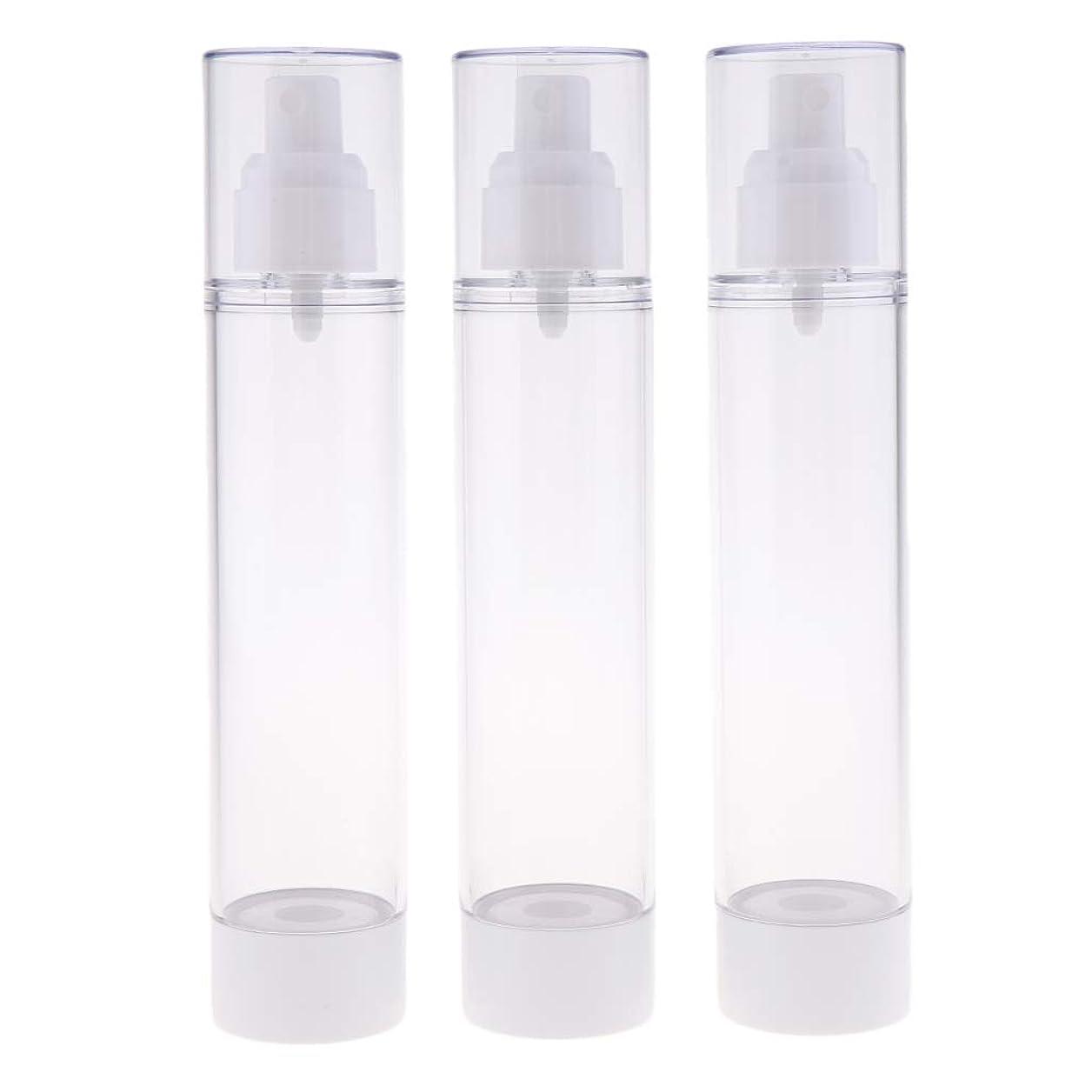 シチリア生産性問い合わせるスプレーボトル 霧吹き アトマイザー 噴霧 香水スプレー 化粧水ボトル 3個入り 全6サイズ - 120ml